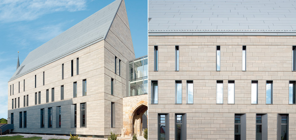 Architektur Erfurt references excellence in innovation
